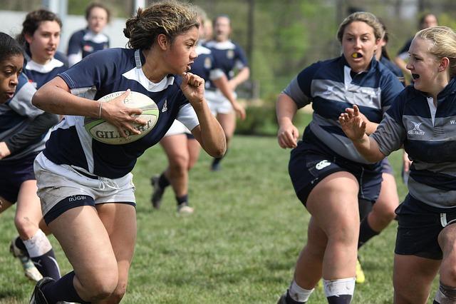 Protège dents rugby femme
