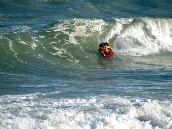 leash bodyboard