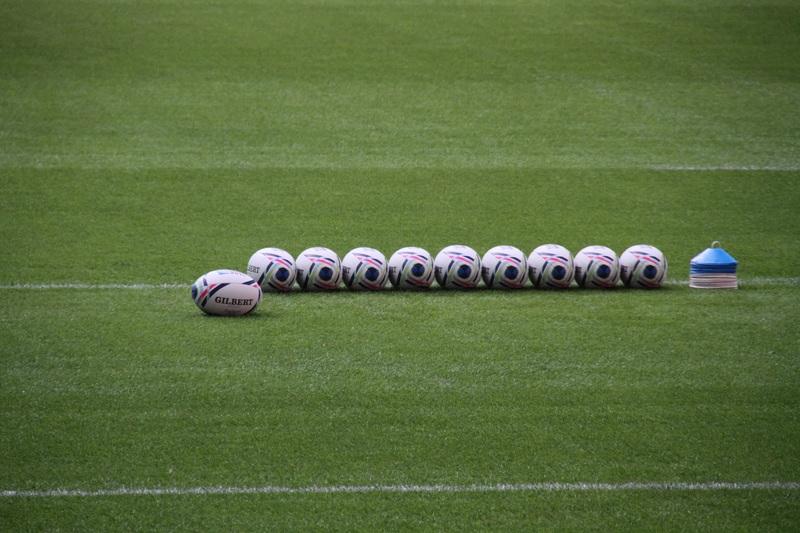 ballon rugby femme