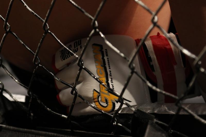gants MMA femme