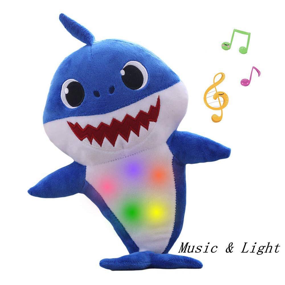 peluche baby shark