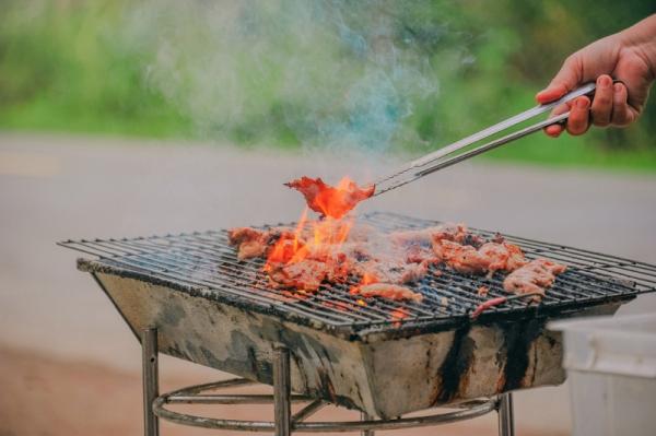 brosse pour barbecue