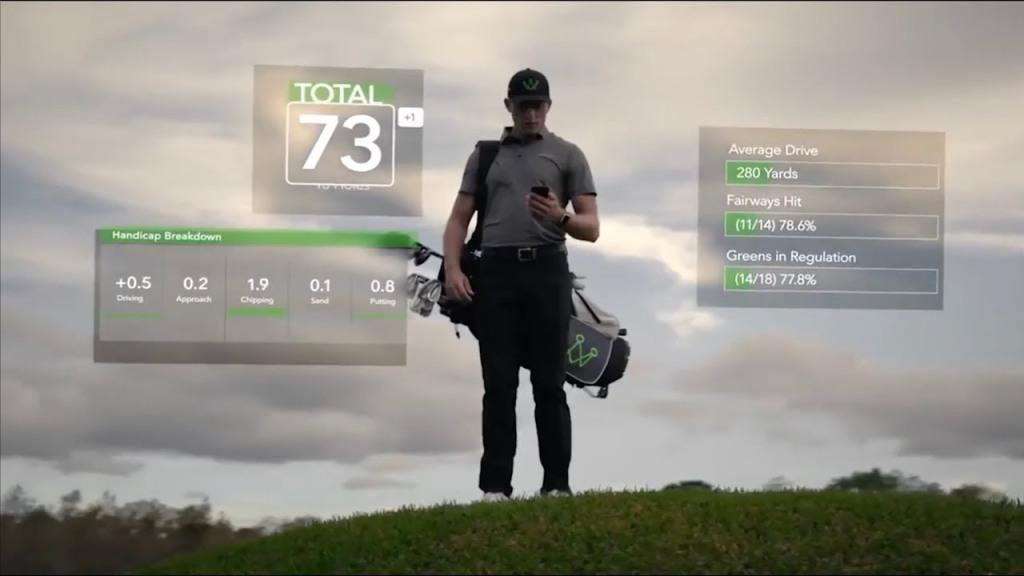 analyseur de golf